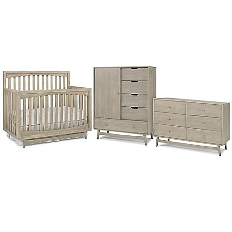 ED Ellen DeGeneres Oakdell Nursery Furniture Collection In Sandstone