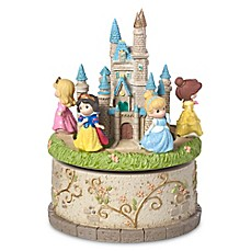image of Precious Moments® Disney® Musical LED Rotating Princess Castle