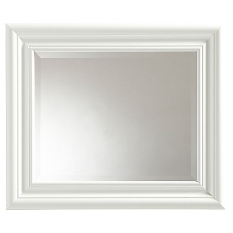 Bed Bath And Beyond White Vanity Mirror