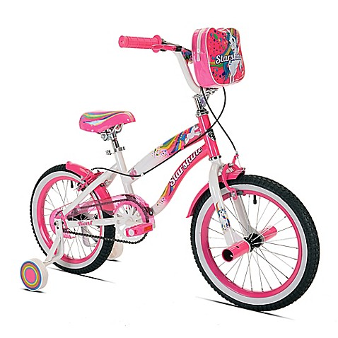 Kent Starshine 16-Inch Girl\'s Bicycle in Pink - Bed Bath & Beyond