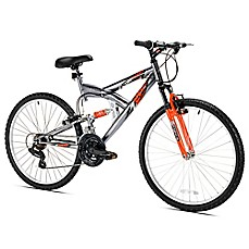 image of Northwoods Z265 26-Inch Mountain Bike in Grey