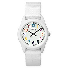 image of Timex® Time Machines Children's 30mm Watch with Nylon Strap