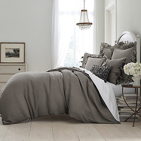 Buy Wamsutta 174 Vintage Washed Linen King Duvet Cover In