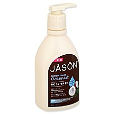 image of Jason® Smoothing Coconut 30 fl. oz. Body Wash