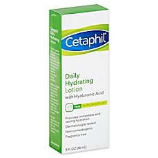 image of Cetaphil® 3 fl. oz. Fragrance Free Daily Hydrating Lotion