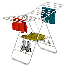 image of Honey-Can-Do® Gull Wing Clothes Dryer in White