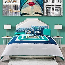image of oliver gal magical thinking comforter set