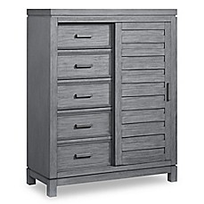 Image Of Soho Baby Manchester Chifferobe In Rustic Grey