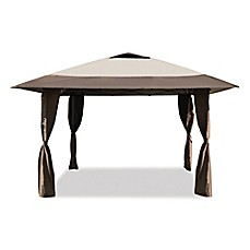 Caravan® Sports 13 Foot X 13 Foot Haven Instant Canopy In Brown/