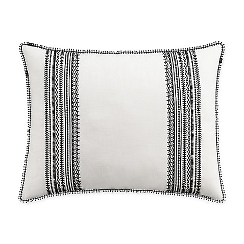 Buy Cupcakes And Cashmere Folk Floral King Pillow Sham In