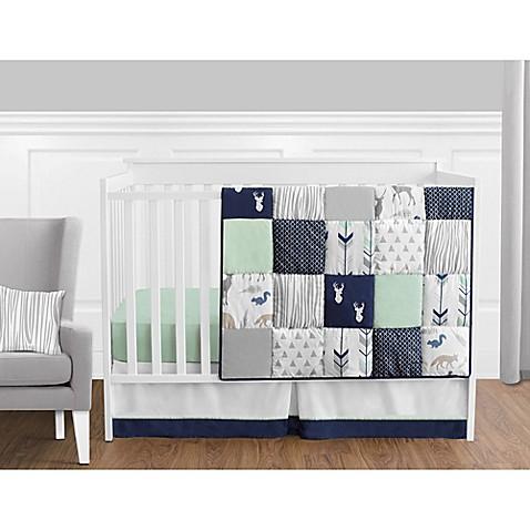 Buy Sweet Jojo Designs Woodsy 11 Piece Crib Bedding Set In