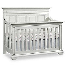 image of Soho Baby New Haven 4-in-1 Convertible Crib in Oyster White