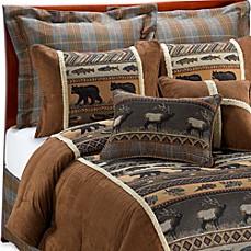 CroscillR Caribou Comforter Set