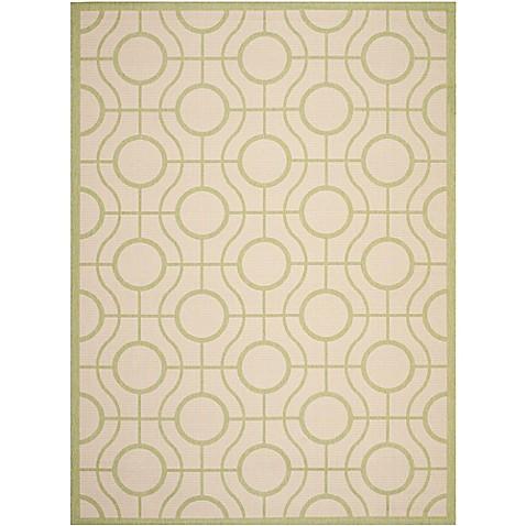 Buy safavieh courtyard 8 foot x 11 foot elsie indoor outdoor rug in beige sweet pea from bed - Tips to consider when buying an outdoor rug ...