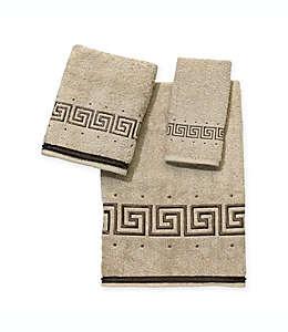 Toalla fingertip de algodón egipcio Avanti Premier Athena® color lino