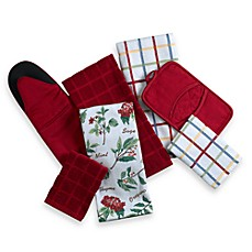 image of Kitchensmart® Kitchen Towels and Pot Holders