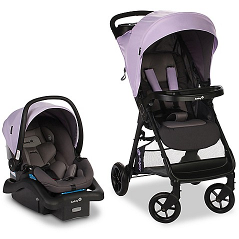 Safety 1st® Smooth Ride Travel System in Wisteria Lane - buybuy BABY