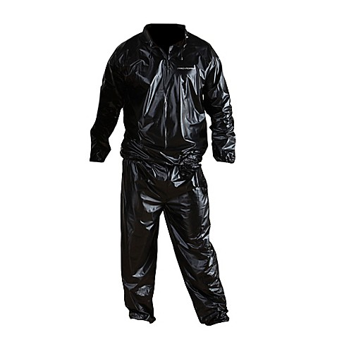 Buy Proform 174 Large Extra Large Sauna Suit In Black From