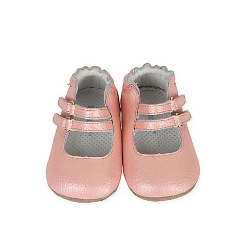 Robeez® 'Catherine' Crib Shoe (Baby Walker)
