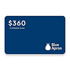 image of Discover Dinner with Blue Apron: 2-Person Plan, $360 Meal Credit