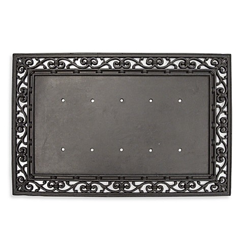Buy Rubber Door Mat Frame from Bed Bath & Beyond