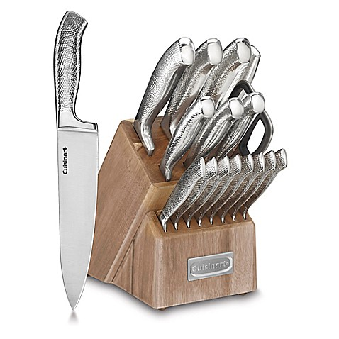 colored kitchen knife block set cuisinart 174 classic stainless steel 17 knife block 8259