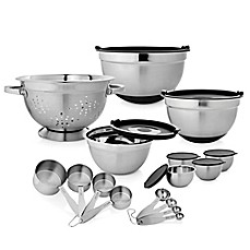 image of 23-Piece Stainless Steel Kitchen Set