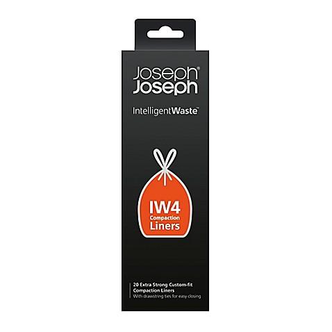 Joseph Joseph 174 20 Count Replacement Liners For Titan