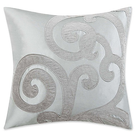 Buy Charisma Home Legacy Large Square Throw Pillow In Blue