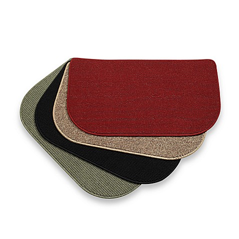 berber 30-inch x 18-inch kitchen slice rugs - bed bath & beyond