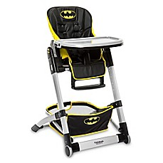 image of KidsEmbrace DC Comics Batman Deluxe High Chair