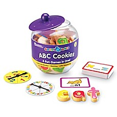 image of Learning Resources® Goodie Games ABC Cookies