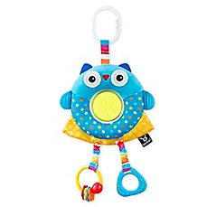 image of benbat™ Dazzle Friends Owl Stroller Toy