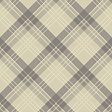 image of Arthouse Fairburn Tartan Wallpaper in Neutral