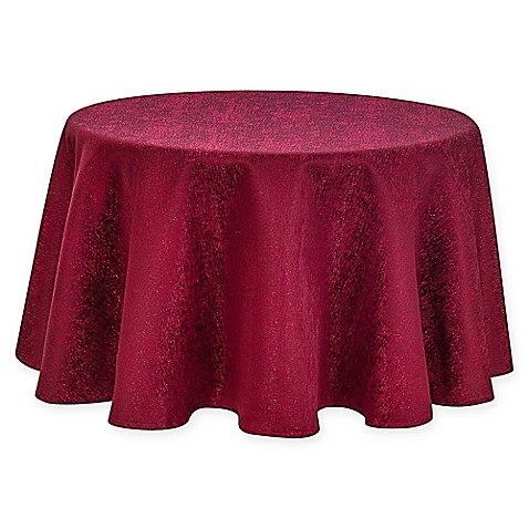 Buy Waterford 174 Linens Lunar 70 Inch Round Tablecloth In