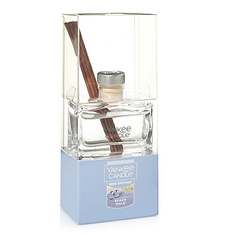 Yankee Candle 174 Signature Mini Reed Diffuser In Beach Walk