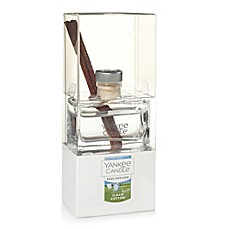image of Yankee Candle® Flowery Fragrances Signature Mini Reed Diffuser in Clean Cotton®