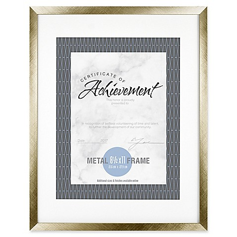College Diploma Frames Bed Bath And Beyond