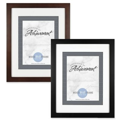 Diploma Certificate Frames Bed Bath Beyond