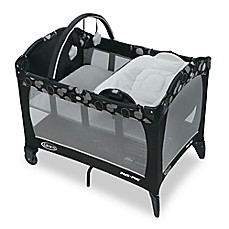 image of Graco® Pack 'n Play® Portable Lounger and Changer in Milan