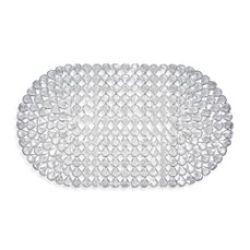 image of Ginsey Bling Clear Tub Mat