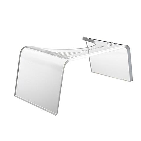 Buy Squatty Potty 174 Acrylic Glass Slim 7 Inch Toilet Stool