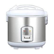 image of Oyama 7-Cup Healthy Rice Cooker and Steamer