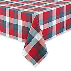 image of UGG® Camper Plaid Tablecloth