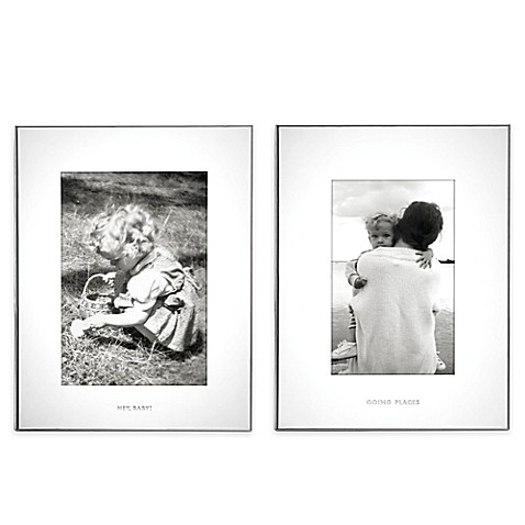 kate spade new york Small World Collection Picture Frames - buybuy BABY