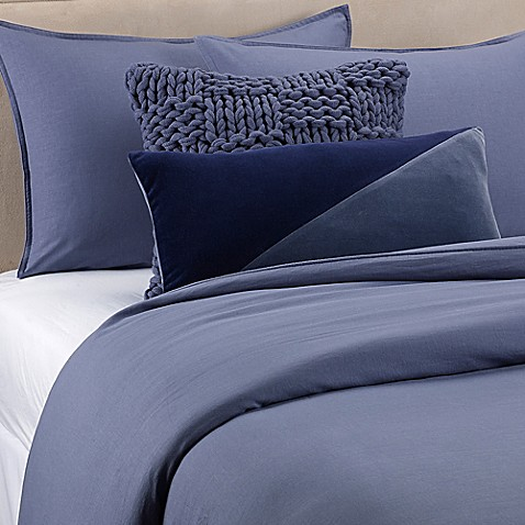 Buy Kenneth Cole Mineral Yarn Dyed Twin Comforter Set In