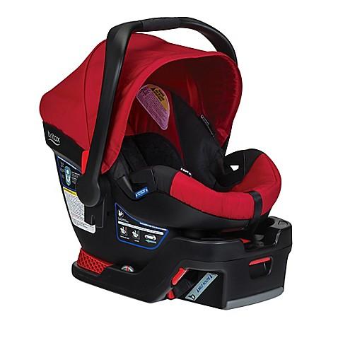 britax b safe 35 infant car seat in red bed bath beyond. Black Bedroom Furniture Sets. Home Design Ideas