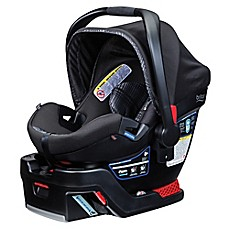 image of BRITAX B-Safe 35 Elite XE Infant Car Seat in Domino