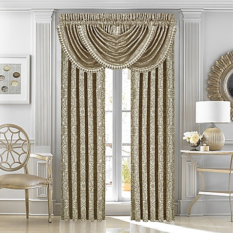 J Queen New York Mirabella Window Curtain Panels And