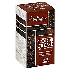 image of SheaMoisture Color Crème for All Hair Textures in Dark Auburn